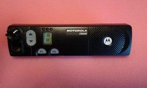 Přední panel MOTOROLA CM340