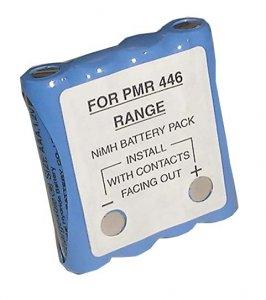 AKU baterie pro radiostanice PMR - TLKR