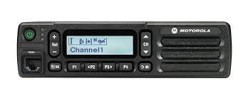 Motorola - Mototrbo DM1600 analog