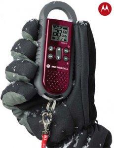 Motorola T5 - PMR radiostanice